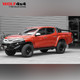 PIAK Non-Loop Premium Winch Bar - Mitsubishi Triton MR (2019 - Current)