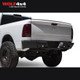 Addictive Desert Designs - RAM 1500/2500/3500 2009-2018 Stealth Fighter Rear Bumper w/ Backup Sensor Cutouts