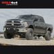 Rough Country Pocket Flares - RAM 1500 2009+ with Metal Bumper