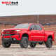 Rough Country Nudge Bar - Black with Lightbar- Chev Silverado 1500 2019+