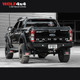 PIAK Premium Rear Step Towbar - Ford Ranger PX/PX2/PX3 (2011 - Current) / Mazda BT-50 (2011 - 2020)
