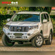 Drivetech 4x4 Front Bar by Rival - Toyota Prado 150 Series (2018 - Current)