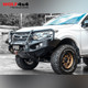 PIAK Elite 3 Loop Winch Bar - Mitsubishi Triton MQ (2015 - 2018)