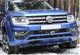 Rival Hidden Winch Mount - Volkswagen Amarok (2011 - Current)