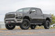 Rough Country 20in LED Hidden Bumper Kit (19-21 Ram 1500 DT) Black with White DRL