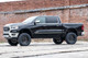 Rough Country  5in Ram Suspension Lift Kit (19-21 Ram 1500 4WD | Air Ride) - Includes Front Strut Spacers and Rear V2 Monotube Shocks - Aftermarket Wheels Required.