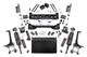 Rough Country 6in Toyota Tundra Suspension Lift Kit (16-21 Tundra 4WD/2WD) - Spindle Drop with Vertex Adjustable Remote Res Coilovers and Vertex Adjustable Remote Res Rear Shocks