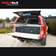MSA 4x4 Holden Colorado RG Double Drawer System