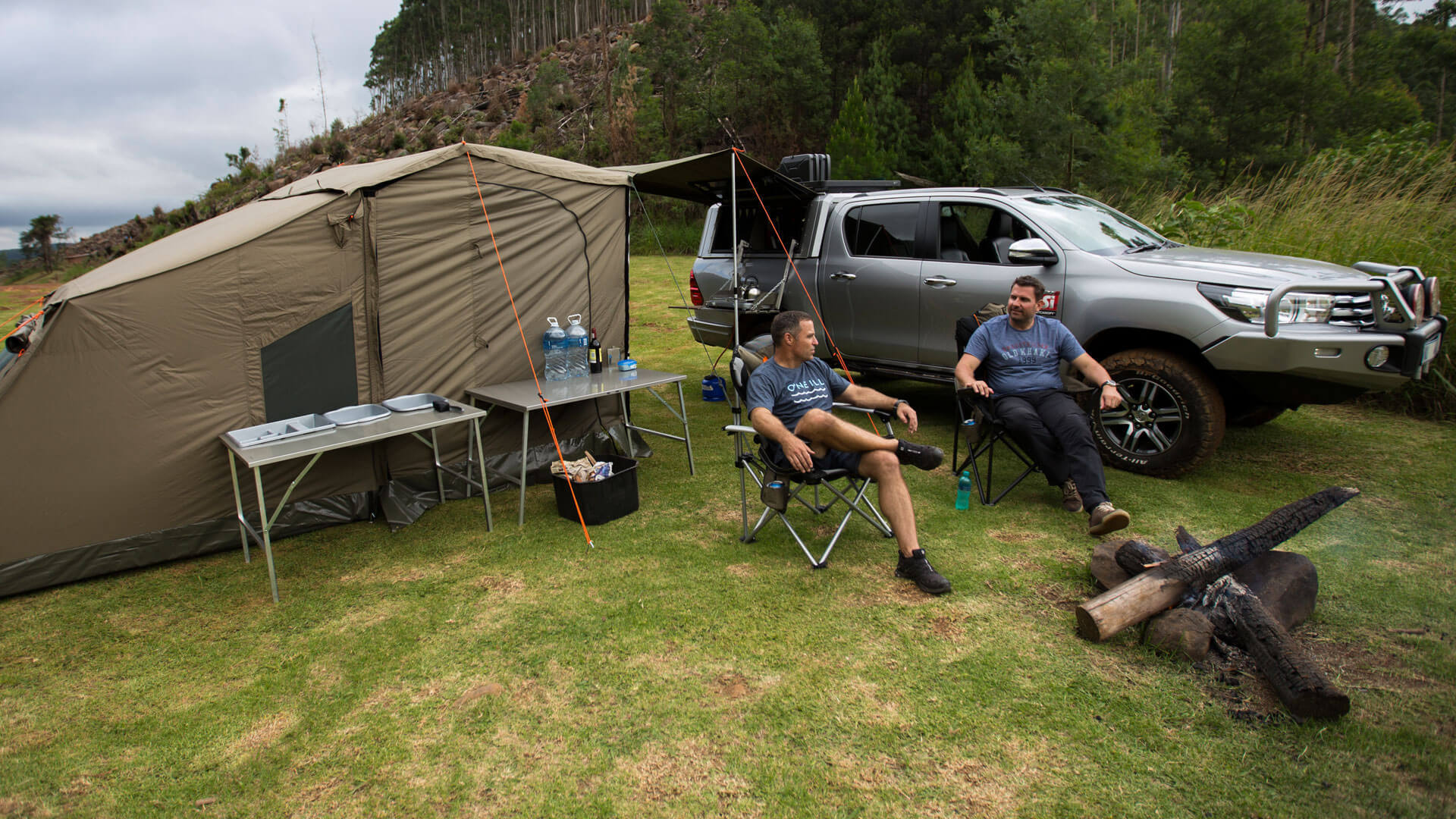 General and Camping