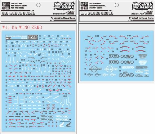 MG Wing Zero ver.Ka (EW)