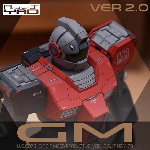 MG RGM-79 GM Conversion Kit