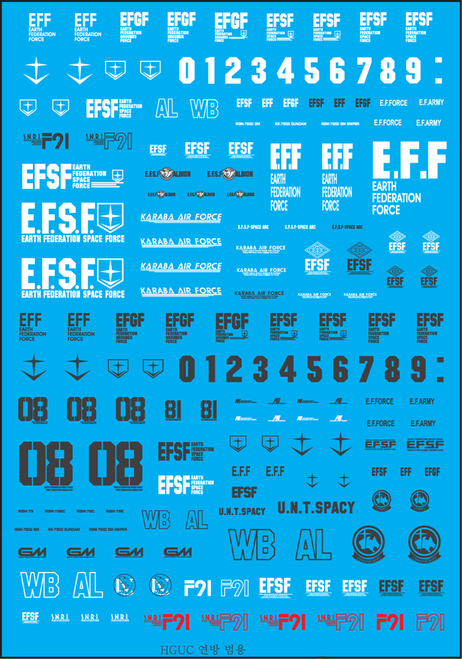 1/144 E.F.S.F.