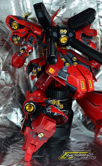 MG Sazabi ver.Ka v1.5 Metal Set (Deluxe)