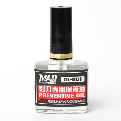 Scribing Blade Protection Oil