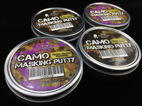 Camo Masking Putty
