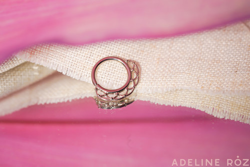 Desire decorative seam ring