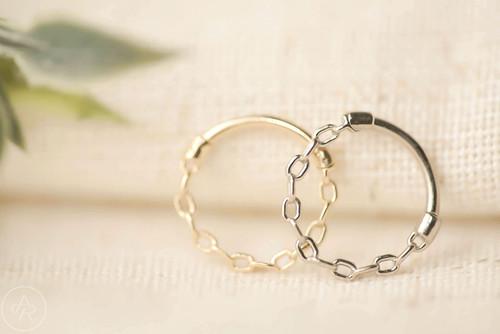 Vinci hinge ring