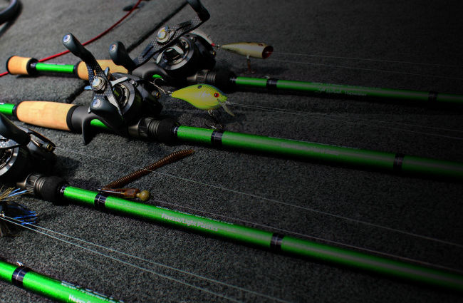 Energy Series Fishig Rods