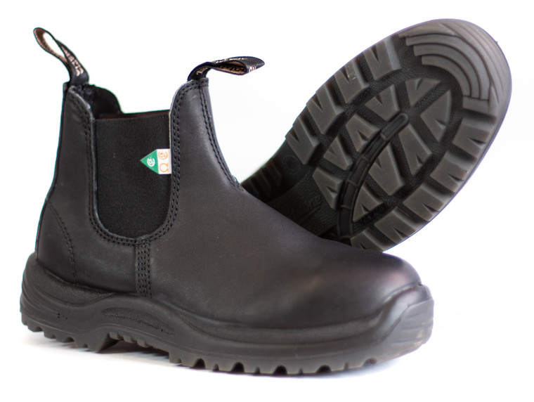 Blundstone 163 - CSA Boot Black