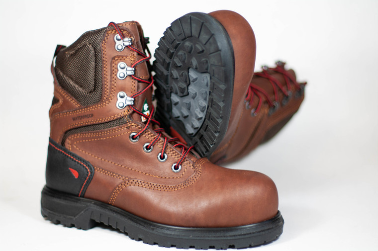 """Red Wing Ladies 8"""" Style 3554 (B)"""