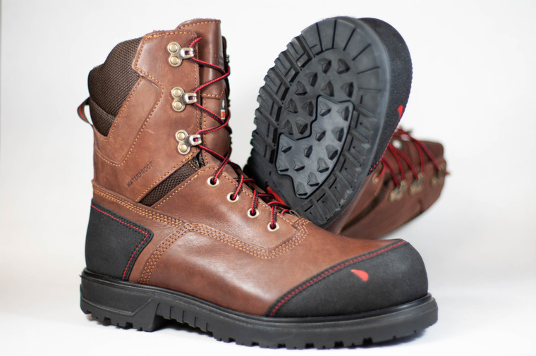 """Red Wing CSA 8"""" Style 3524 BRNR XP (D)"""