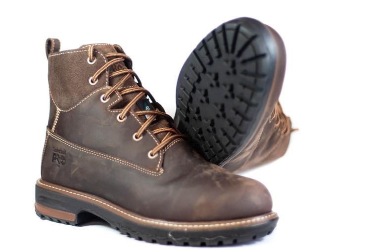 "Timberland CSA 6"" Hightower Alloy Toe Work Boot"