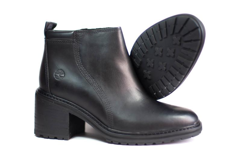 Timberland Women's Sienna High Black Ankle Shootie