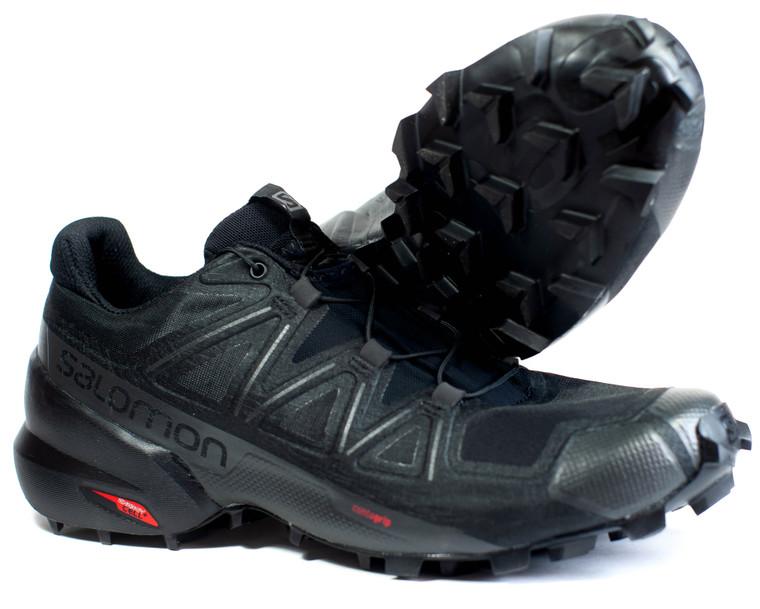 Salomon Men's Speedcross 5 (Black)