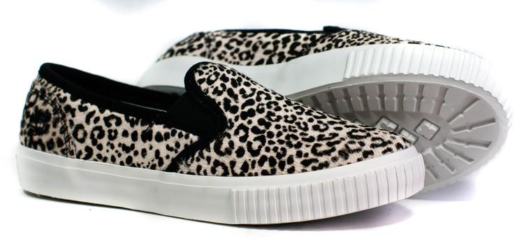 Timberland Skyla Leather Slip-on (Leopard)