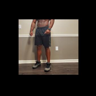 Shredded RUGGED shorts