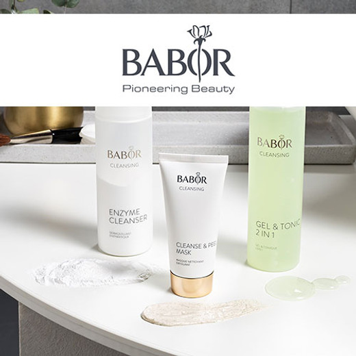 Discover the Benfits of Babor Skincare