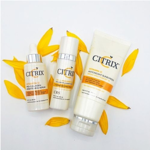 Citrix Skincare: Your Daily Dose of Vitamin C
