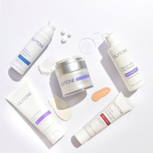 Unique Skin Care Solutions from Glytone
