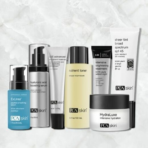 PCA Skin: Legends in Skincare
