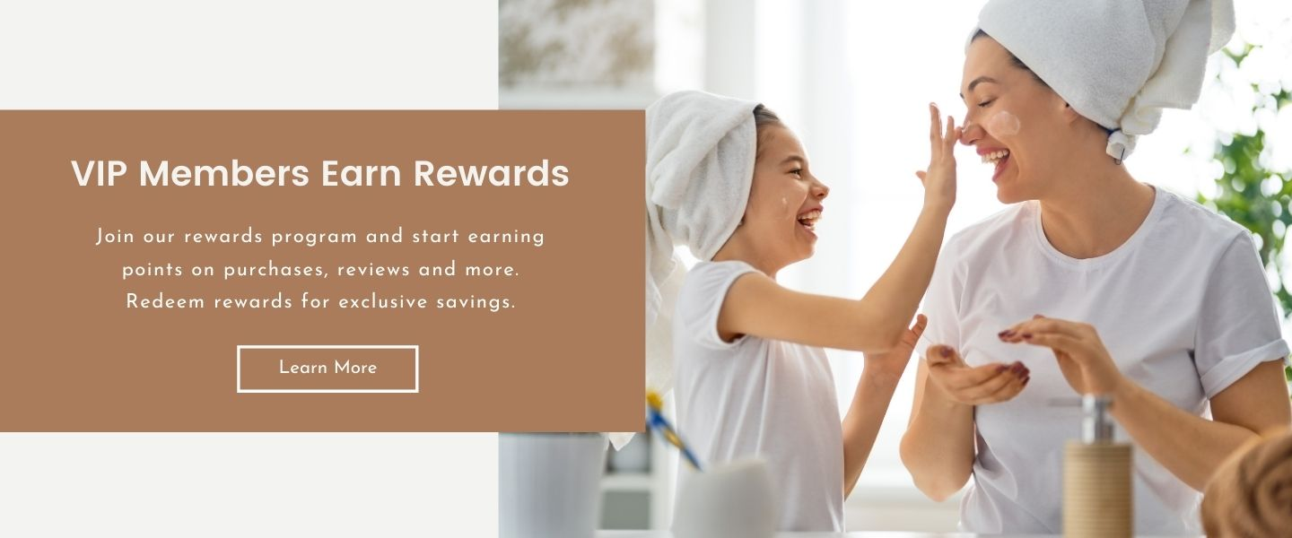 VIP Members Earn Rewards
