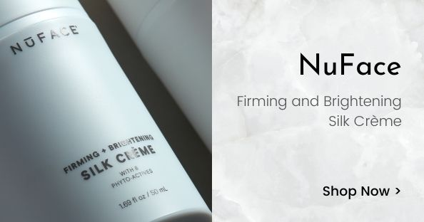 NuFace Firming and Brightening Silk Creme