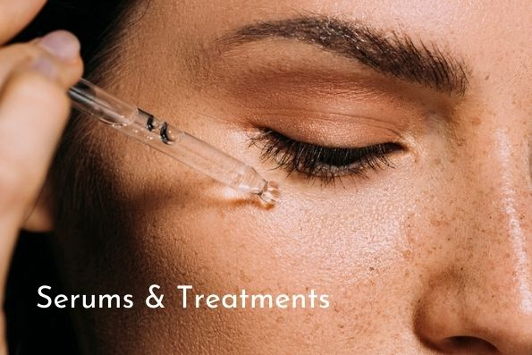 Serums and Treatments Skin Care Products