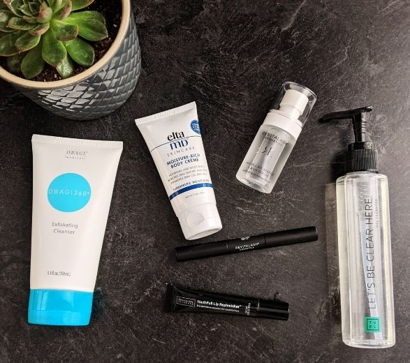 Skin Elite Variety of Products