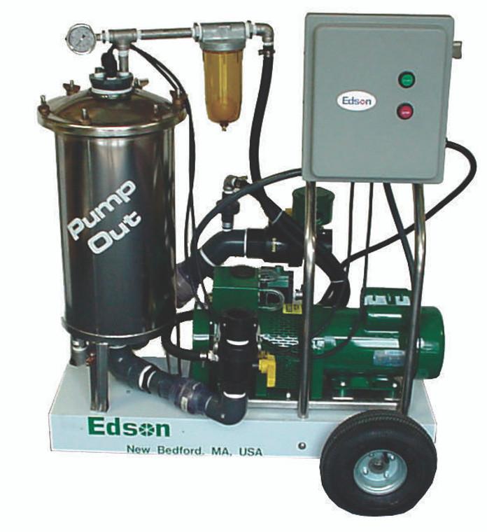 Portable 1 HP Compact Vacuum Pump Unit (290-10-2210P)