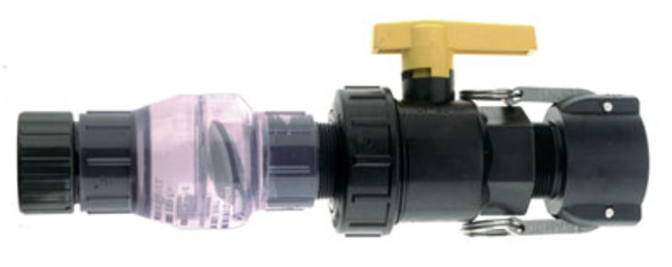 """Hydrant - Pumpout 1.5"""" PVC (270PC-150)"""