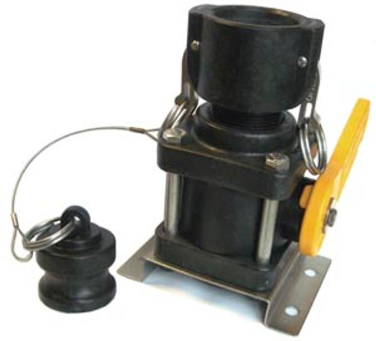 Hydrant - Thru-Bolted (270PV-150/200)