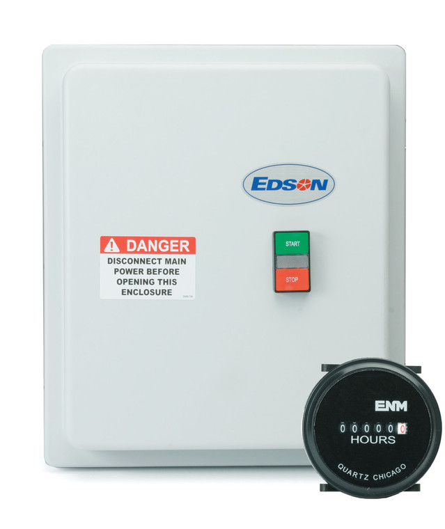 Low Voltage Control Panel w/ Variable Run Timer (161-A-2324)