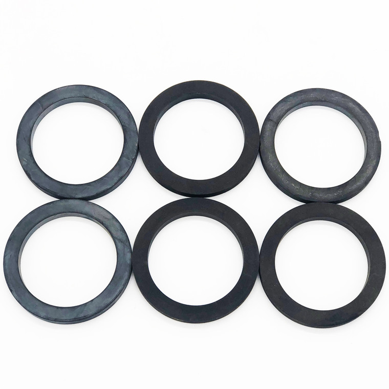"""Gasket for 2"""" Female Quick Connects - (6qty) (160-A-1475-200E)"""