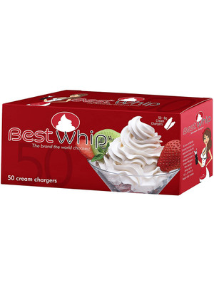 Best Whip cream charges