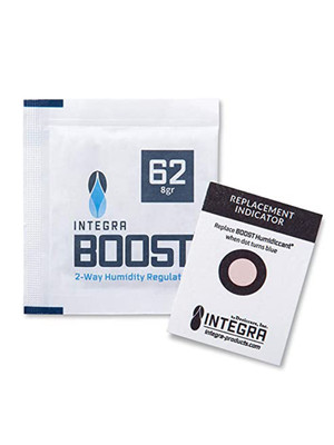 BOOST 62% Brand 2-Way Humidity Pack