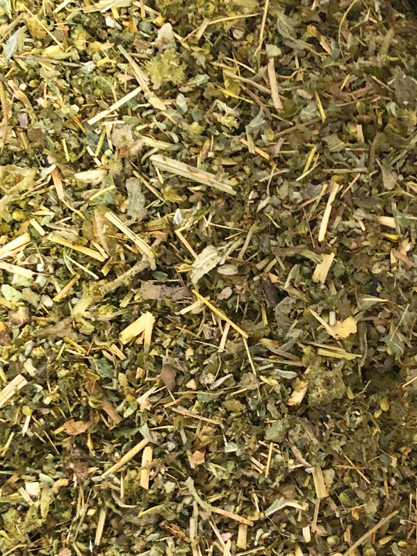Spice it up! herbal blend