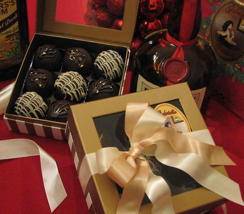 Valentine's Day - Dessert Truffle Assortment