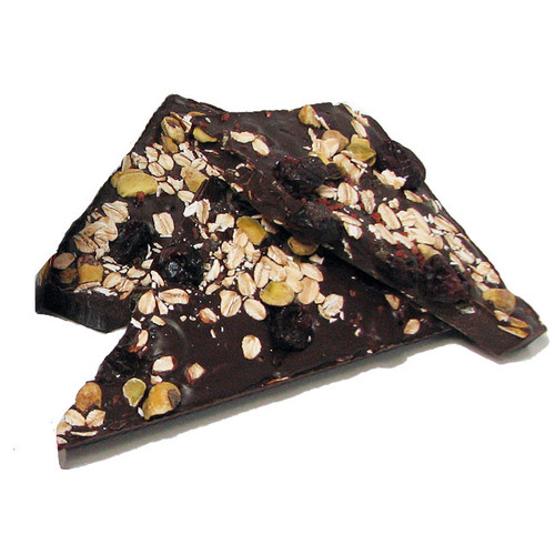 Cherry Pistachio Chocolate Bark Bar
