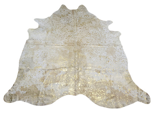 Took me forever to decide where to order metallic cowhide rug from and I am SO HAPPY with my purchase from decorhut