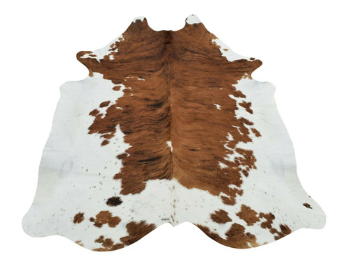 Brown cowhide rugs are great for layered looks, a beautiful coloring mix of brown with natural shades and marking, very soft, durable and free shipping